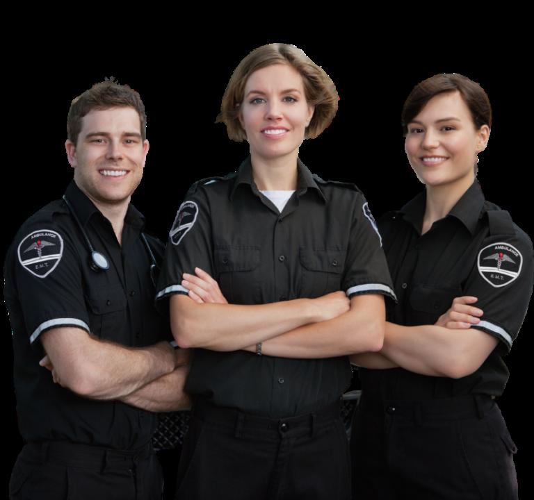 EMS Workers Hero